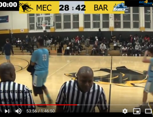 Medgar Evers College Athletics Live Stream