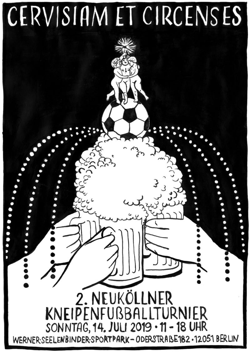 2. Neuköllner Kneipenfußballturnier