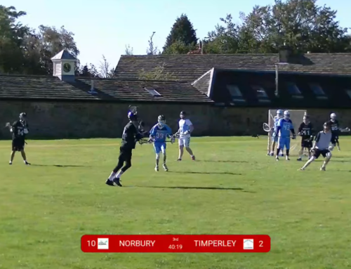 Lacrosse livestream with guppyi scoreboard – Norbury Sports's broadcast