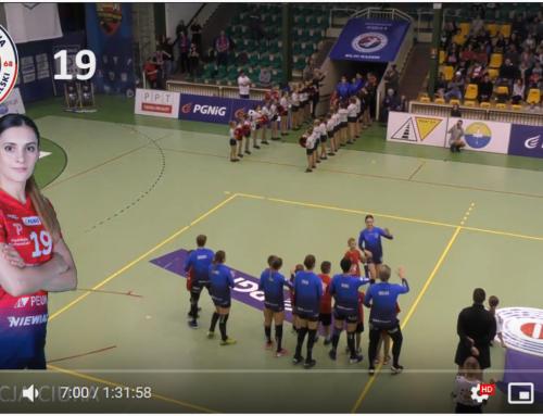Handball stream des MKS Piotrcovia mit sehr schönen Scoreoverlay