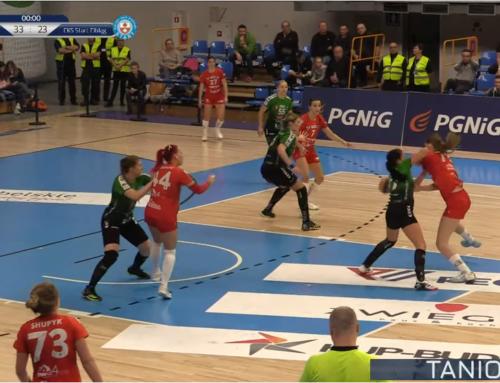 Handball livestream: MKS Perła Lublin – EKS Start Elbląg
